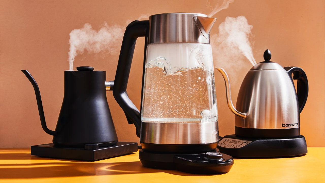 10 Best Electric Kettle 2021 – Reviews & Buying Guide