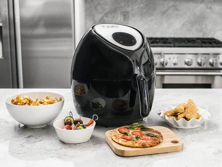 What is the Shape of Air Fryer?