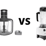 Difference between Food Processor and Blender